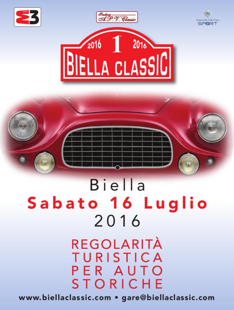 Volantino Biella Classic ufficiale